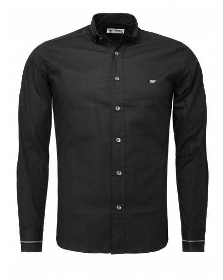 Chemise homme fashion et pas cher best style - Chemise homme fashion coupe italienne cintree ...