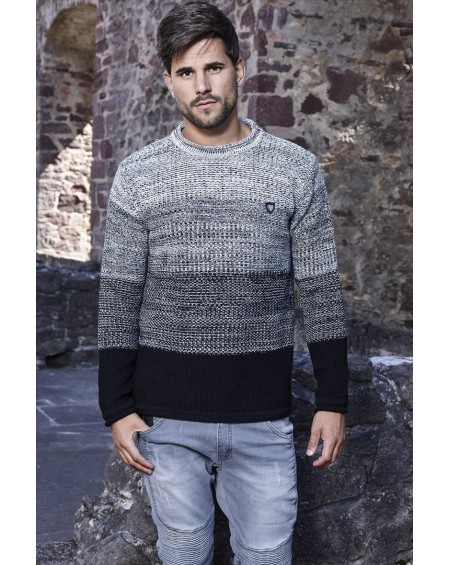 1bc2ff31738 pull-bicolore-homme-noir-col-rond-habille.jpg